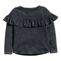 Ruffled Top - from H&M