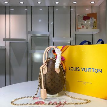 DCCK Lv Louis Vuitton Fashion Women Men Gb29611 M44587 Monogram Comes In All Kinds Of Egg Bag Sizes 20*12*12cm