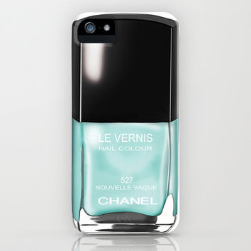 CHANEL Nail Polish iPhone & iPod Case by BeckiBoos