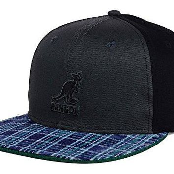 Kangol new Distressed Plaid Links Strapback Adjustable Fit Hat Cap One Size $40