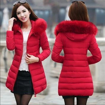 Beautiful Women Winter Coat