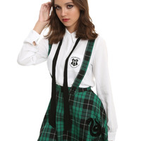 Harry Potter Slytherin School Skirt