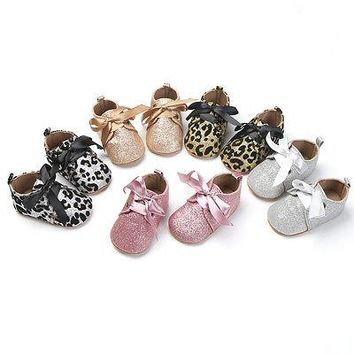 Bianca Glitter Baby Shoes