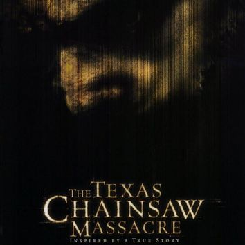 The Texas Chainsaw Massacre 27x40 Movie Poster (2003)