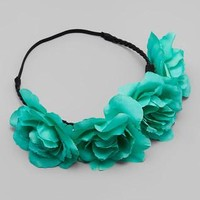 Flower Crowns - All colors