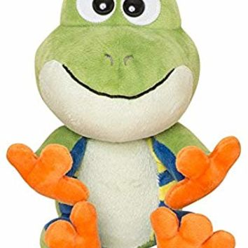 Animoodles Miguel Frog Magnetic Stuffed Animal Plush