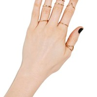 Super Beam Ring Set