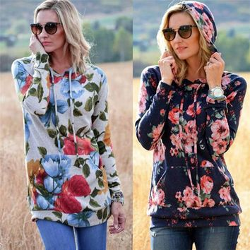 Winter Women's Fashion Hats Long Sleeve Hoodies [274459295773]
