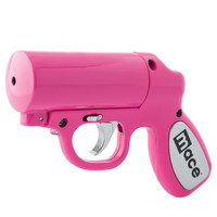 Pink Mace® Pepper Spray Gun