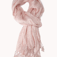 Fancy Sequined Scarf