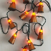 Aesthetically Engineered Mutants String Lights by ModCloth