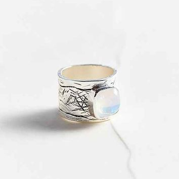 Opal Truths Statement Ring