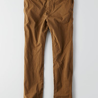 AEO 360 Extreme Flex Slim Chino, Brown