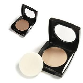 Danyel' Sun Beige Mini Compact & Translucent Powder