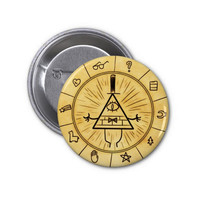 Gravity Falls - Assorted Buttons