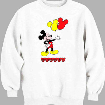 Mickey Minnie Love Couples A Sweater for Mens Sweater and Womens Sweater *