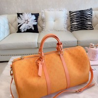 Top Quality LV Louis Vuitton Women Men Leather Tote Bag Shoulder Bag Messenger Bag Shopping Bag