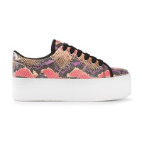 Jeffrey Campbell platform lace up sneakers