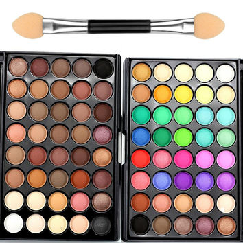 Matte Eye Shadow Palette 12 Colors Make Up Set Nudes Naked Palette Eyeshadow Pallete  Eye kyshadow maquiagem BS623