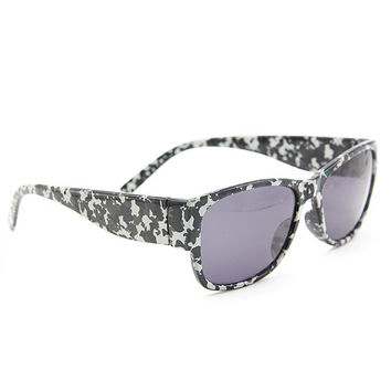 Camo Army Sunglasses Unisex Wayfarer Style Unique Glasses S010