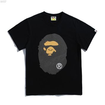 spbest Bape Glass Beads Head #001 T-Shirt
