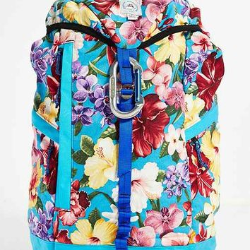 Epperson Climb Floral Backpack- Bright Blue One