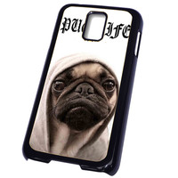 Funny Pug Life FOR SAMSUNG GALAXY S5 CASE**AP*