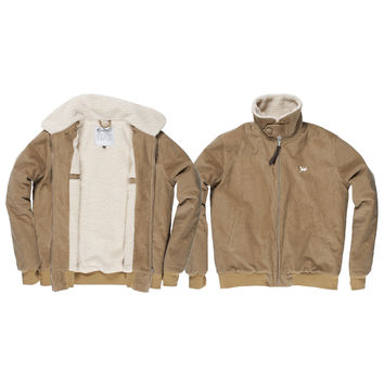 Rockwell by Parra - corduroy jacket topper harley