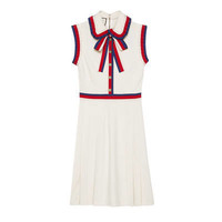 Gucci Viscose jersey sleeveless dress