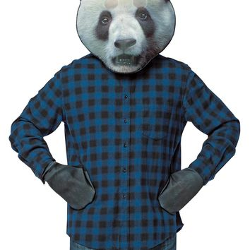 Panda Mask Kit for Adults