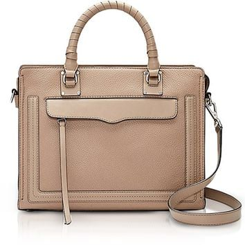 Rebecca Minkoff Bree Medium Top Zip Satchel