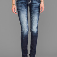 Rock Revival Flo Skinny in S8 from REVOLVEclothing.com
