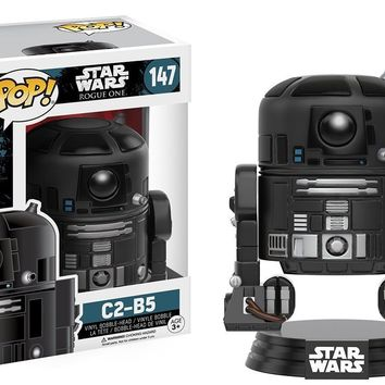 Funko Pop  Star Wars Rogue One C2-B5 147 10464