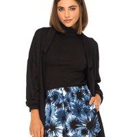 Maisy Short in X Ray Floral By Motel