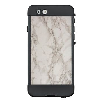Marble Stone LifeProof NUUD iPhone 6 Case