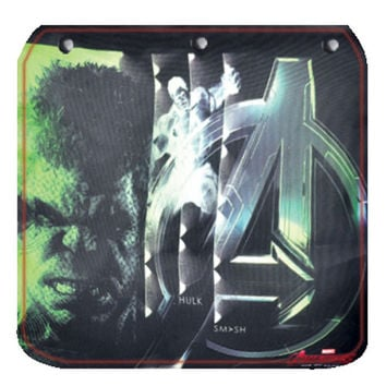 Hulk Steel Flap for Messenger Bag