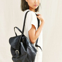 Urban Renewal Recycled Leather Backpack - Urban Outfitters