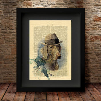 Dog portrait, Dog Art Print Poster, Wall Art Animal, Dog Gifts, Gift for Dog Lovers, Dog Wall Art, Gift Ideas, Dog Art Prints, Home Decor-16