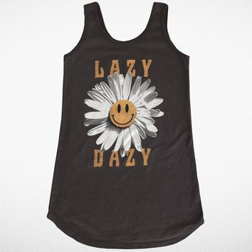 Lazy Daisy Tank Dress