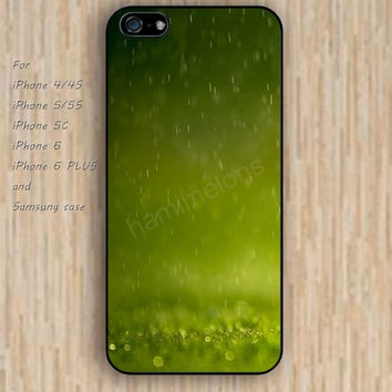 iPhone 6 case colorful Raining iphone case,ipod case,samsung galaxy case available plastic rubber case waterproof B114