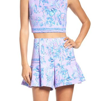 Lilly Pulitzer® Neri Crop Top & Shorts | Nordstrom
