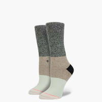 Stance Birdy Womens Socks Brown One Size For Women 25079440001