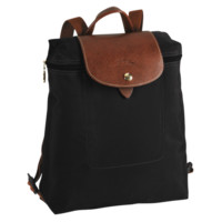 Backpack - Le Pliage - Longchamp - Black - Longchamp United-States