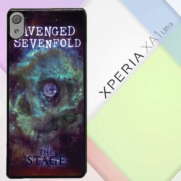 Avenged Sevenfold The Stage  Z4091 Sony Xperia XA1 Ultra Case