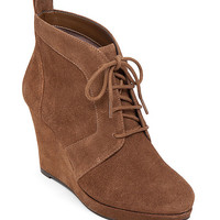 Jessica Simpson Pather Wedge Booties | Dillards