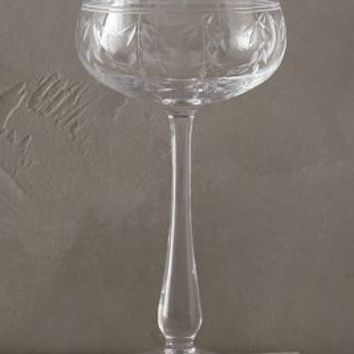 Zedora Coupe by Anthropologie in Clear Size: Coupe Kitchen