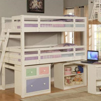Monahan Twins Bunk Bed