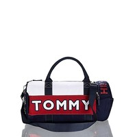 Navy Duffle Bag | Tommy Hilfiger USA