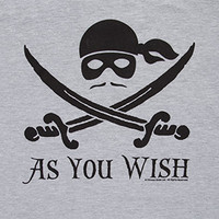 Princess Bride As You Wish Ladies' Tee