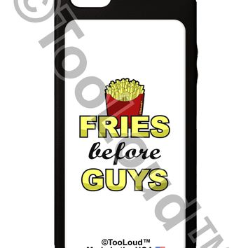 Fries Before Guys iPhone 5C Grip Case  by TooLoud
